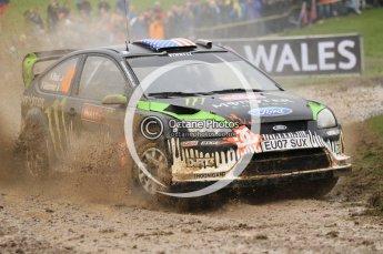 © North One Sport Limited 2010/ Octane Photographic Ltd. 2010 WRC Great Britain, Sunday 14th November 2010. Digital ref : 0120cb1d0208