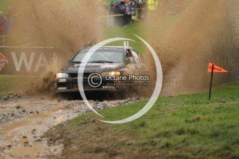© North One Sport Limited 2010/ Octane Photographic Ltd. 2010 WRC Great Britain, Sunday 14th November 2010. Digital ref : 0120cb1d0634