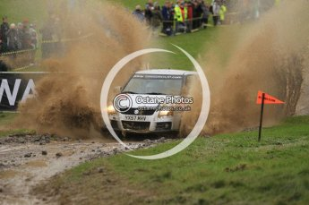 © North One Sport Limited 2010/ Octane Photographic Ltd. 2010 WRC Great Britain, Sunday 14th November 2010. Digital ref : 0120cb1d0722