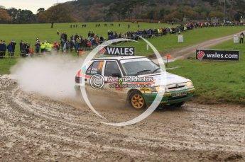 © North One Sport Limited 2010/ Octane Photographic Ltd. 2010 WRC Great Britain, Sunday 14th November 2010. Digital ref : 0120lw1d0600