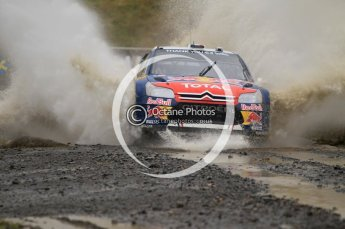 © North One Sport Limited 2010/ Octane Photographic Ltd. 2010 WRC Great Britain, Friday 12th November 2010. Digital ref : 0117cb1d1090