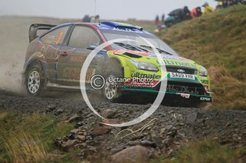 © North One Sport Limited 2010/ Octane Photographic Ltd. 2010 WRC Great Britain, Friday 12th November 2010. Digital ref : 0117cb1d1158