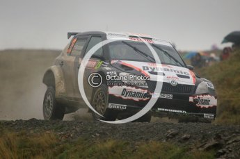 © North One Sport Limited 2010/ Octane Photographic Ltd. 2010 WRC Great Britain, Friday 12th November 2010. Digital ref : 0117cb1d1442