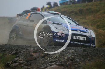 © North One Sport Limited 2010/ Octane Photographic Ltd. 2010 WRC Great Britain, Friday 12th November 2010. Digital ref : 0117cb1d1470