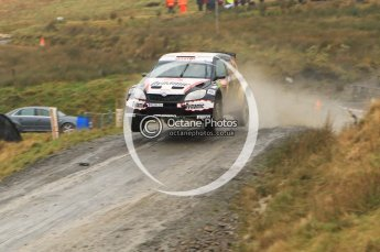 © North One Sport Limited 2010/ Octane Photographic Ltd. 2010 WRC Great Britain, Friday 12th November 2010. Digital ref : 0117lw1d3283