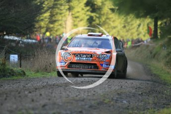 © North One Sport Limited 2010/ Octane Photographic Ltd. 2010 WRC Great Britain, Saturday 13th November 2010. Digital ref : 0119cb1d1582