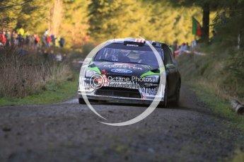 © North One Sport Limited 2010/ Octane Photographic Ltd. 2010 WRC Great Britain, Saturday 13th November 2010. Digital ref : 0119cb1d1616
