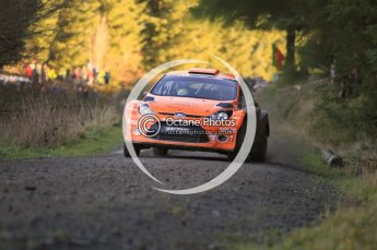 © North One Sport Limited 2010/ Octane Photographic Ltd. 2010 WRC Great Britain, Saturday 13th November 2010. Digital ref : 0119cb1d1648