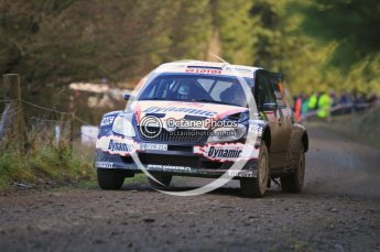 © North One Sport Limited 2010/ Octane Photographic Ltd. 2010 WRC Great Britain, Saturday 13th November 2010. Digital ref : 0119cb1d1666