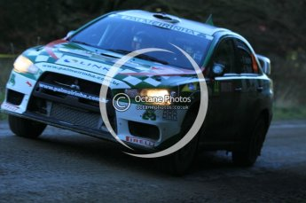 © North One Sport Limited 2010/ Octane Photographic Ltd. 2010 WRC Great Britain, Saturday 13th November 2010. Digital ref : 0119cb1d1738