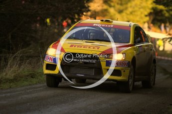 © North One Sport Limited 2010/ Octane Photographic Ltd. 2010 WRC Great Britain, Saturday 13th November 2010. Digital ref : 0119cb1d1775