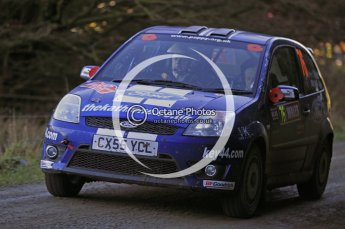 © North One Sport Limited 2010/ Octane Photographic Ltd. 2010 WRC Great Britain, Saturday 13th November 2010. Digital ref : 0119cb1d1800