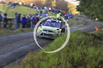 © North One Sport Limited 2010/ Octane Photographic Ltd. 2010 WRC Great Britain, Saturday 13th November 2010. Digital ref : 0119lw1d3463
