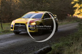 © North One Sport Limited 2010/ Octane Photographic Ltd. 2010 WRC Great Britain, Saturday 13th November 2010. Digital ref : 0119lw1d3742