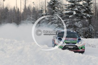 © North One Sport Limited 2011/Octane Photographic Ltd. 2011 WRC Sweden SS16 Torntorp I, Sunday 13th February 2011. Digital ref : 0156CB1D9283