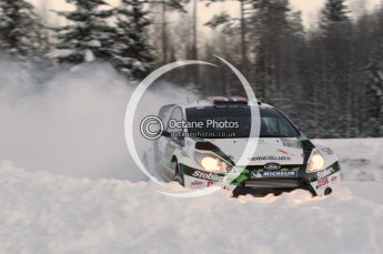 © North One Sport Limited 2011/Octane Photographic Ltd. 2011 WRC Sweden SS16 Torntorp I, Sunday 13th February 2011. Digital ref : 0156CB1D9291