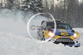 © North One Sport Limited 2011/Octane Photographic Ltd. 2011 WRC Sweden SS16 Torntorp I, Sunday 13th February 2011. Digital ref : 0156CB1D9326