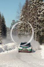 © North One Sport Limited 2011/Octane Photographic Ltd. 2011 WRC Sweden SS19 Torntorp II, Sunday 13th February 2011. Digital ref : 0155CB1D9494
