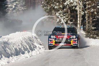 © North One Sport Limited 2011/Octane Photographic Ltd. 2011 WRC Sweden SS19 Torntorp II, Sunday 13th February 2011. Digital ref : 0155CB1D9501