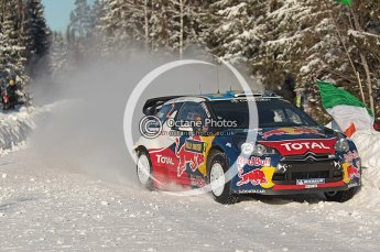 © North One Sport Limited 2011/Octane Photographic Ltd. 2011 WRC Sweden SS19 Torntorp II, Sunday 13th February 2011. Digital ref : 0155CB1D9507
