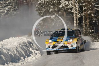 © North One Sport Limited 2011/Octane Photographic Ltd. 2011 WRC Sweden SS19 Torntorp II, Sunday 13th February 2011. Digital ref : 0155CB1D9539