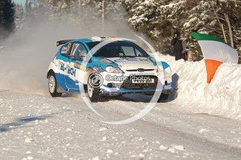 © North One Sport Limited 2011/Octane Photographic Ltd. 2011 WRC Sweden SS19 Torntorp II, Sunday 13th February 2011. Digital ref : 0155CB1D9650