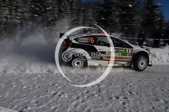 © North One Sport Limited 2011/Octane Photographic Ltd. 2011 WRC Sweden SS19 Torntorp II, Sunday 13th February 2011. Digital ref : 0155LW7D9520