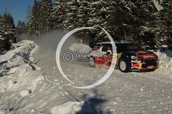 © North One Sport Limited 2011/Octane Photographic Ltd. 2011 WRC Sweden SS19 Torntorp II, Sunday 13th February 2011. Digital ref : 0155LW7D9540