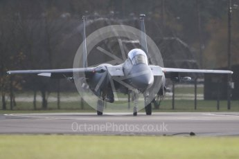 """World © Octane Photographic Ltd. RAF Lakenheath operations 16th November 2015, USAF (United States Air Force) 48th Fighter Wing """"Statue of Liberty Wing"""" 494 Fighter Squadron """"Panthers"""", McDonnell Douglas F-15E Strike Eagle LN 91-602. Digital Ref : 1469CB7D0377"""