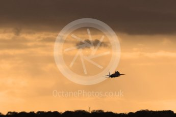"""World © Octane Photographic Ltd. RAF Lakenheath operations 16th November 2015, USAF (United States Air Force) 48th Fighter Wing """"Statue of Liberty Wing"""" 493 Fighter Squadron """"The Grim Reapers"""", McDonnell Douglas F-15C Eagle. Digital Ref : 1469CB7D0510"""