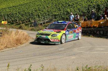 © North One Sport Limited 2010/ Octane Photographic Ltd. 2010 WRC Germany SS3 Moseland I. Digital Ref : 0158cb1d4582