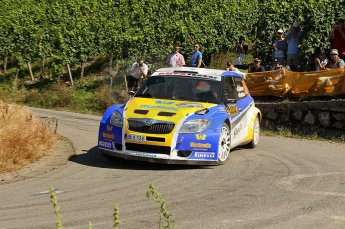 © North One Sport Limited 2010/ Octane Photographic Ltd. 2010 WRC Germany SS3 Moseland I. Digital Ref : 0158cb1d4677