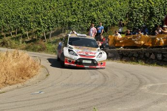 © North One Sport Limited 2010/ Octane Photographic Ltd. 2010 WRC Germany SS3 Moseland I. Digital Ref : 0158cb1d4688