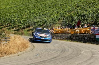 © North One Sport Limited 2010/ Octane Photographic Ltd. 2010 WRC Germany SS3 Moseland I. Digital Ref : 0158cb1d4846