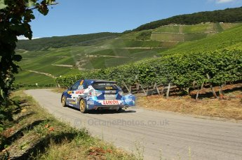 © North One Sport Limited 2010/ Octane Photographic Ltd. 2010 WRC Germany SS3 Moseland I. Digital Ref : 0158cb1d4862