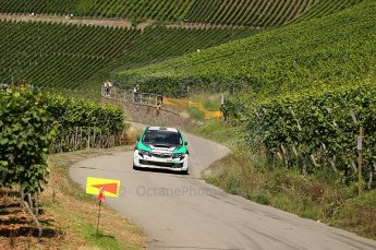 © North One Sport Limited 2010/ Octane Photographic Ltd. 2010 WRC Germany SS3 Moseland I. Digital Ref : 0158cb1d5020