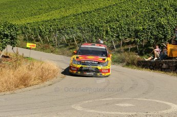 © North One Sport Limited 2010/ Octane Photographic Ltd. 2010 WRC Germany SS3 Moseland I. Digital Ref : 0158cb1d4502