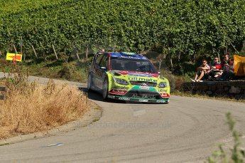 © North One Sport Limited 2010/ Octane Photographic Ltd. 2010 WRC Germany SS3 Moseland I. Digital Ref : 0158cb1d4519