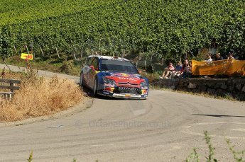 © North One Sport Limited 2010/ Octane Photographic Ltd. 2010 WRC Germany SS3 Moseland I. Digital Ref : 0158cb1d4534