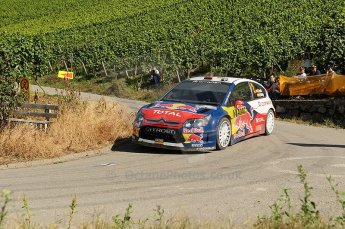© North One Sport Limited 2010/ Octane Photographic Ltd. 2010 WRC Germany SS3 Moseland I. Digital Ref : 0158cb1d4538