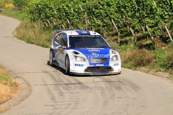 © North One Sport Limited 2010/ Octane Photographic Ltd. 2010 WRC Germany SS3 Moseland I. Digital Ref : 0158lw7d4618