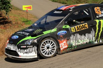© North One Sport Limited 2010/ Octane Photographic Ltd. 2010 WRC Germany SS3 Moseland I. Digital Ref : 0158lw7d4630