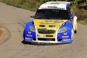 © North One Sport Limited 2010/ Octane Photographic Ltd. 2010 WRC Germany SS3 Moseland I. Digital Ref : 0158lw7d4640