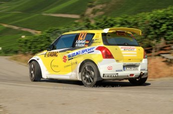 © North One Sport Limited 2010/ Octane Photographic Ltd. 2010 WRC Germany SS3 Moseland I. Digital Ref : 0158lw7d4698