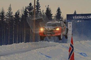 © North One Sport Limited 2011/Octane Photographic Ltd. 2011 WRC Sweden SS15 Varmulssen, Saturday 12th February 2011. Digital ref : 0157LW7D9242