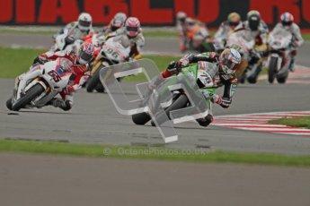 © Octane Photographic Ltd. World Superbike Championship – Silverstone, Race 1. Sunday 5th August 2012. Jonathan Rea - Honda CBR1000RR - Honda World Superbike Team. Digital Ref :