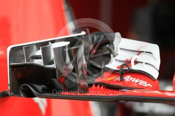 World © Octane Photographic Ltd. Scuderia Ferrari SF16-H. Thursday 30th June 2016, F1 Austrian GP Pit Lane, Red Bull Ring, Spielberg, Austria. Digital Ref : 1594CB1D1409