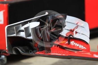 World © Octane Photographic Ltd. Scuderia Ferrari SF16-H. Thursday 30th June 2016, F1 Austrian GP Pit Lane, Red Bull Ring, Spielberg, Austria. Digital Ref : 1594CB1D1411