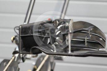 World © Octane Photographic Ltd. Haas F1 Team VF-16. Thursday 30th June 2016, F1 Austrian GP Pit Lane, Red Bull Ring, Spielberg, Austria. Digital Ref : 1594CB1D1541