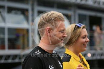 World © Octane Photographic Ltd. Renault Sport F1 Team RS16 - Kevin Magnussen. Thursday 30th June 2016, F1 Austrian GP Paddock, Red Bull Ring, Spielberg, Austria. Digital Ref :1594CB5D2583